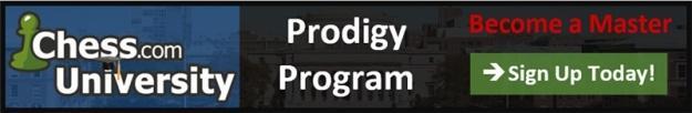 Prodigy Program Banner